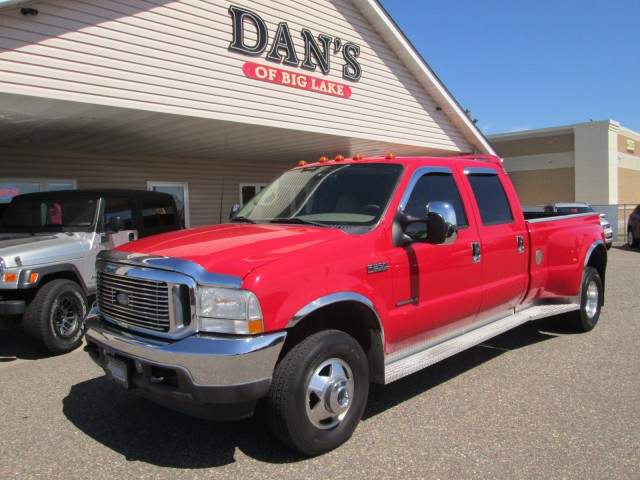 2002 Ford F-350 SD XLT