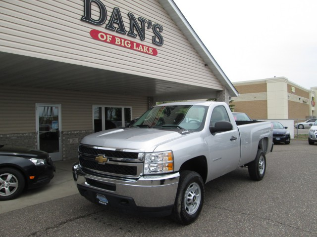 2011 Chevrolet Silverado 2500HD Work