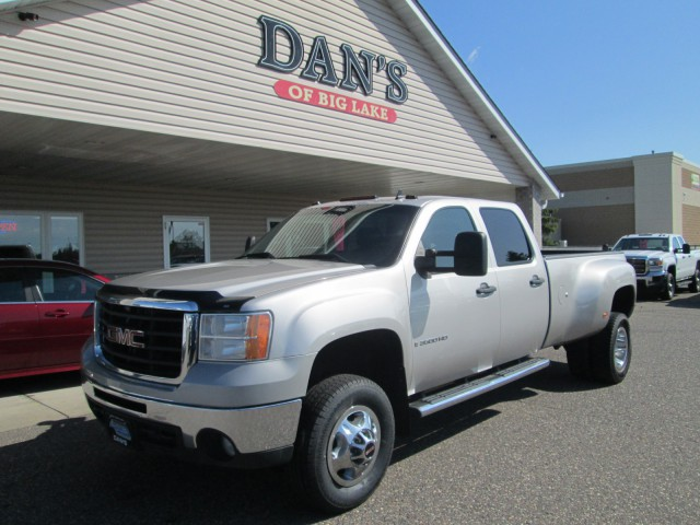 2009 GMC Sierra 3500HD Work