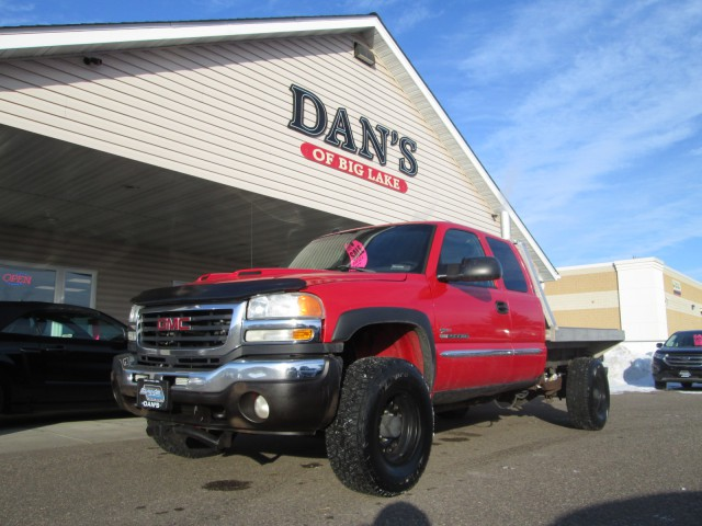 2005 GMC Sierra 2500HD Ext.