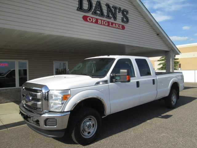 2013 Ford F-350 SD XLT
