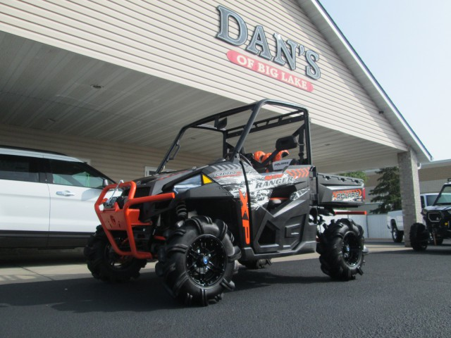 2016 Polaris Ranger Highlifter