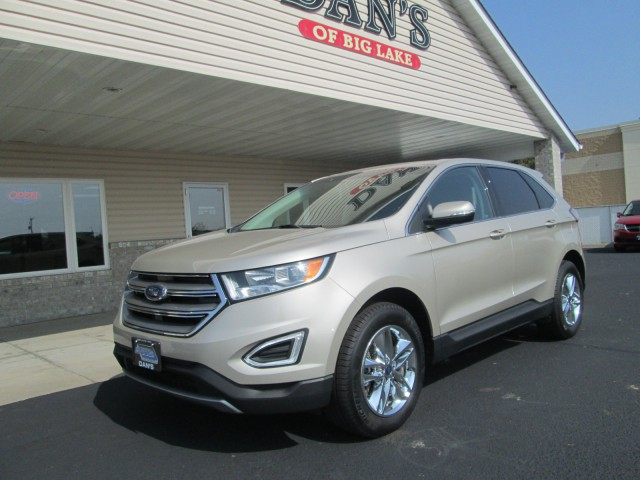 Used 2017 Ford Edge Sel.  Conversion