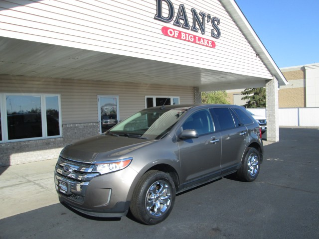 Used 2013 Ford Edge Sel.  Conversion
