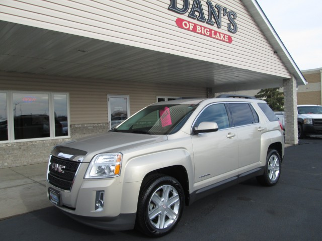 Used 2011 Gmc Terrain Slt1.  Conversion