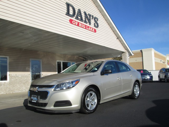 Used 2015 Chevrolet Malibu Ls.  Conversion