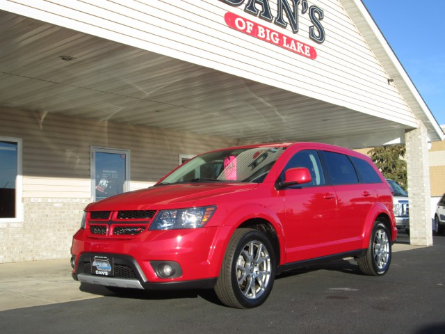 Used 2018 Dodge Journey Gt.  Conversion