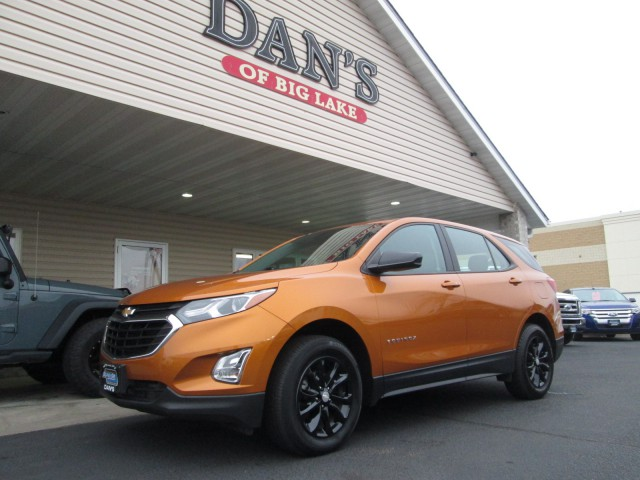 Used 2018 Chevrolet Equinox Ls.  Conversion