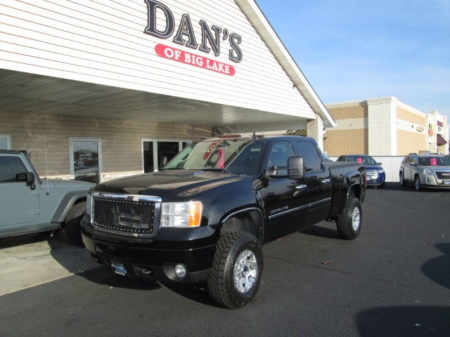 Used 2012 Gmc Sierra 3500hd Denali.  Conversion