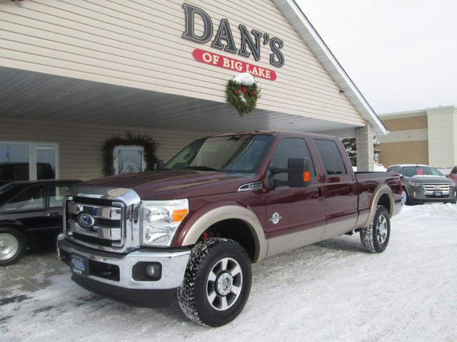2011 Ford F-250 SD Lariat