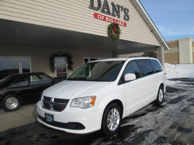 Used 2014 Dodge Grand Caravan Sxt.  Conversion