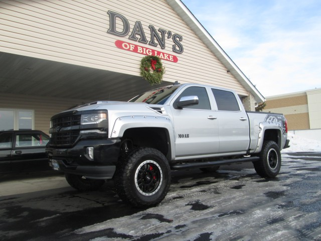Used 2016 Chevrolet Silverado 1500 Ltz.  Conversion