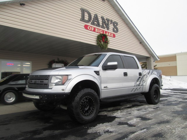 Used 2011 Ford F-150 Svt.  Conversion