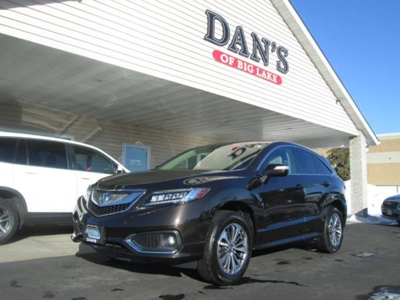Used 2018 Acura RDX.  Conversion