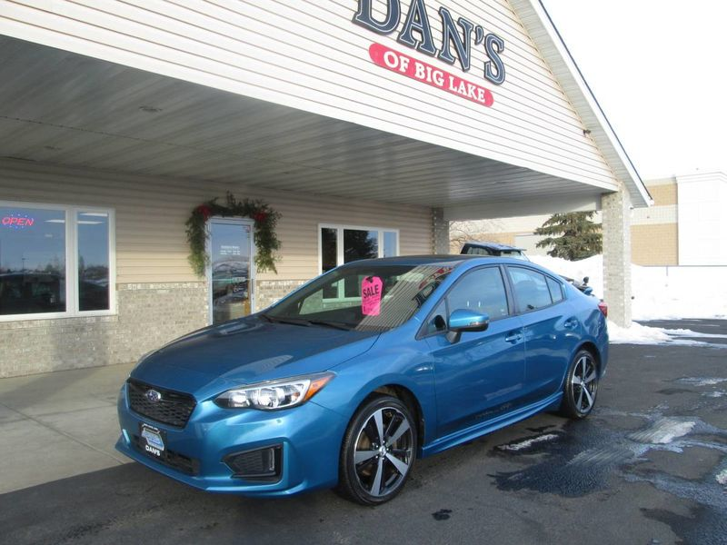 Used 2017 Subaru Impreza.  Conversion