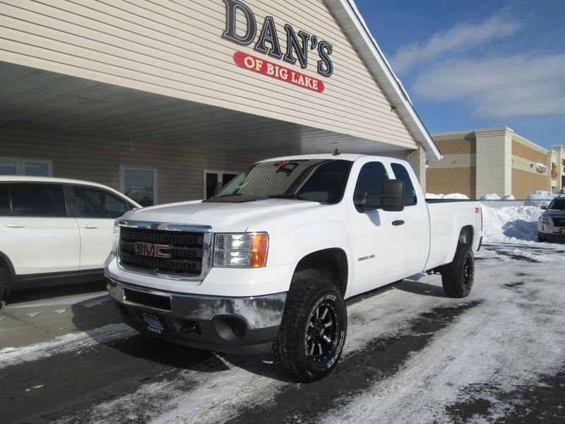 Used 2013 GMC Sierra 2500HD.  Conversion