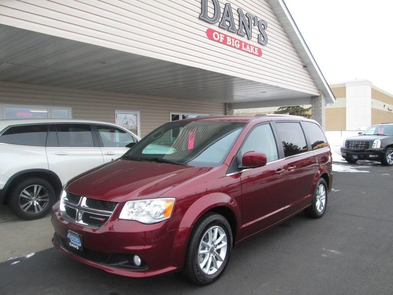 Used 2020 Dodge Grand Caravan.  Conversion