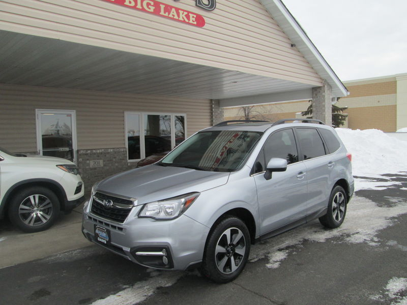 Used 2017 Subaru Forester.  Conversion