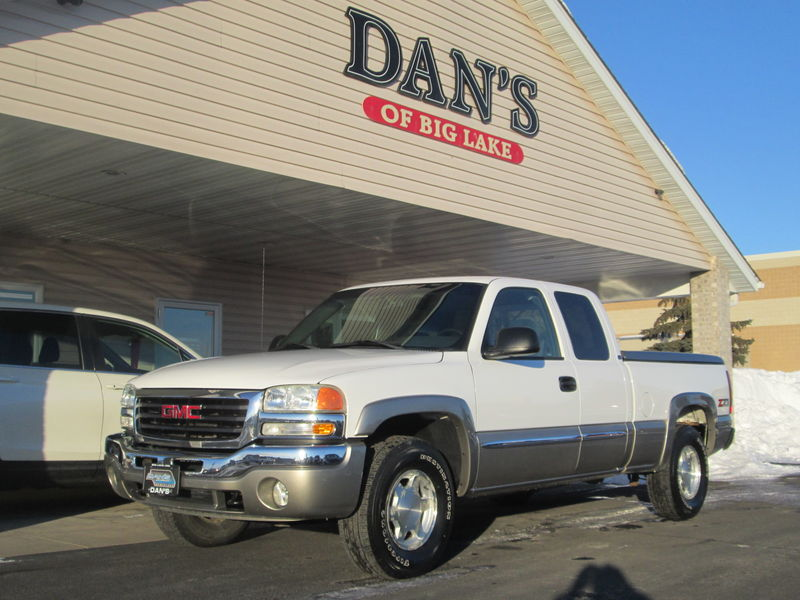 Used 2003 GMC Sierra 1500.  Conversion
