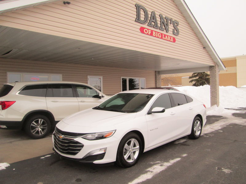 Used 2019 Chevrolet Malibu.  Conversion