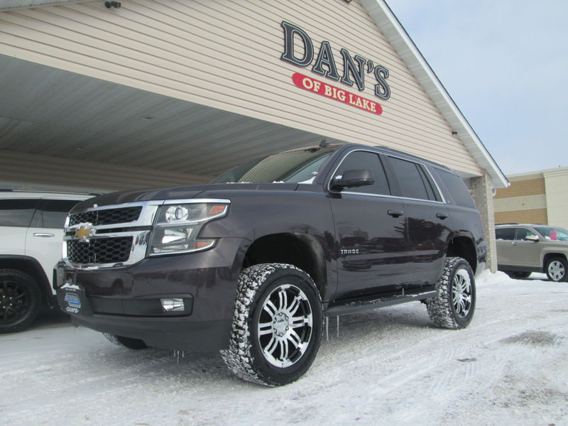 Used 2015 Chevrolet Tahoe.  Conversion