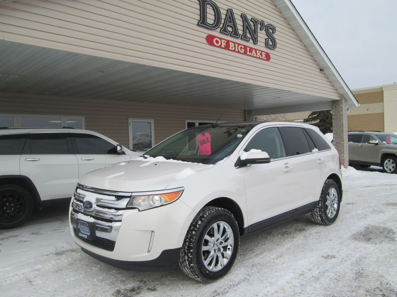 Used 2013 Ford Edge.  Conversion