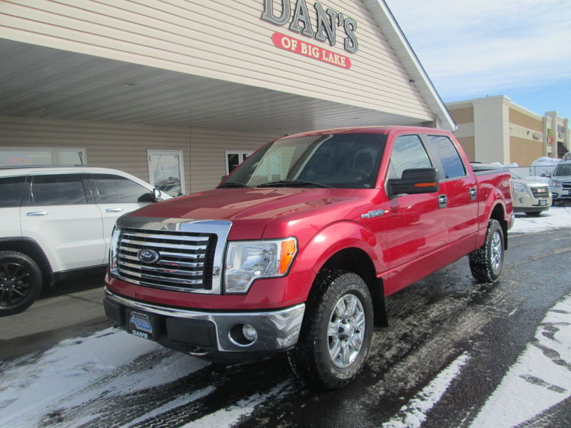 Used 2011 Ford F-150.  Conversion