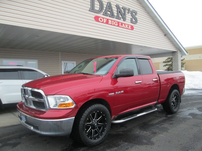 Used 2010 Dodge Ram Pickup 1500.  Conversion