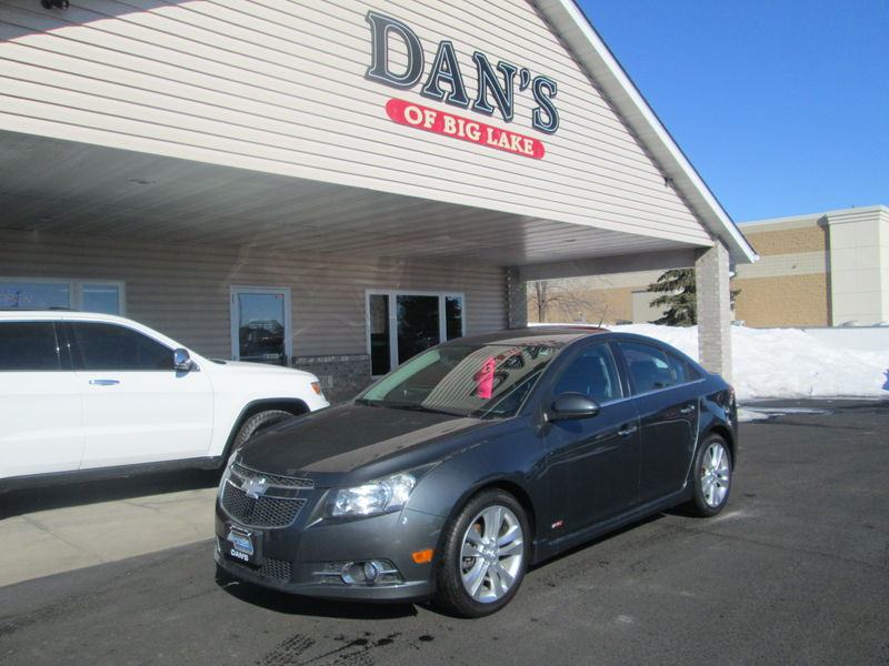 Used 2013 Chevrolet Cruze.  Conversion