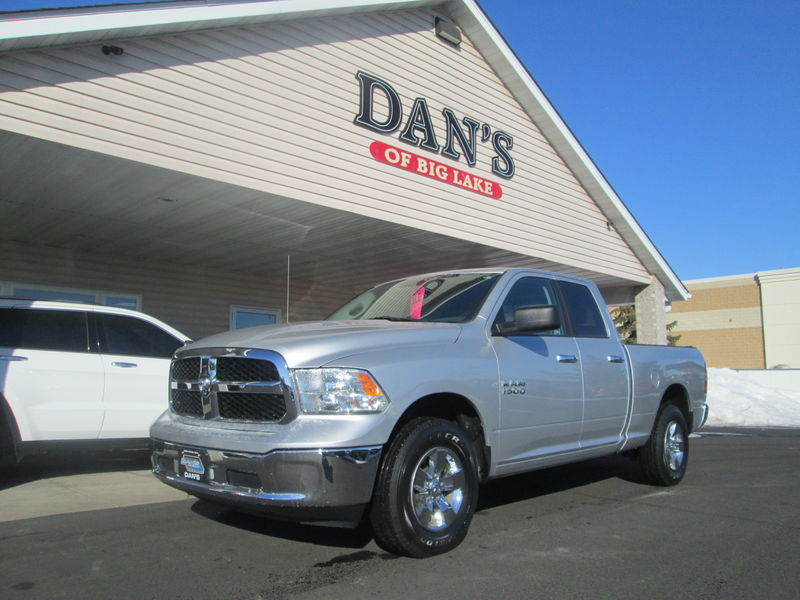 Used 2017 Ram 1500.  Conversion