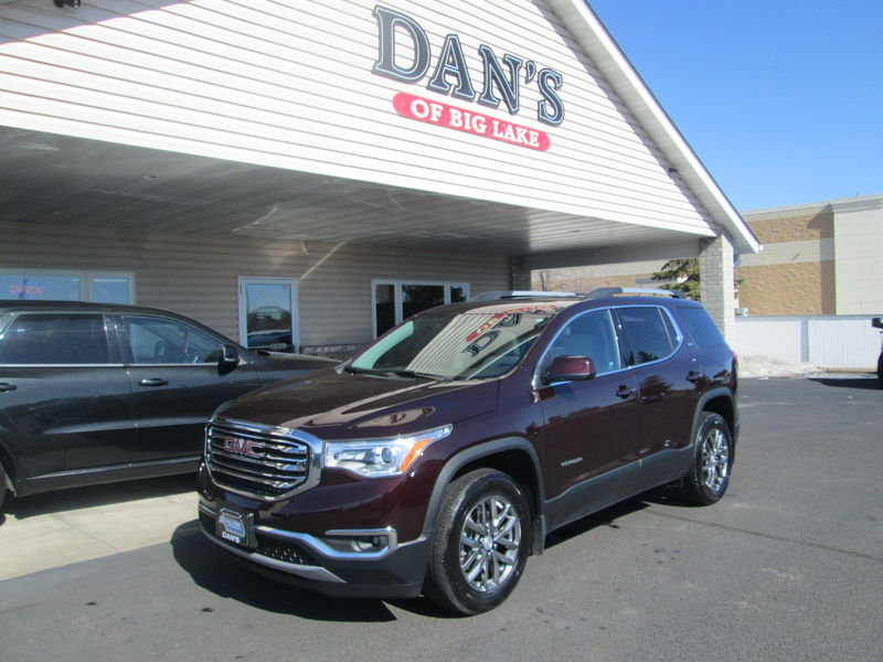 Used 2018 GMC Acadia.  Conversion