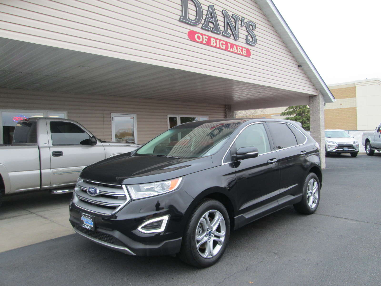 2017 Ford Edge | Conversion: